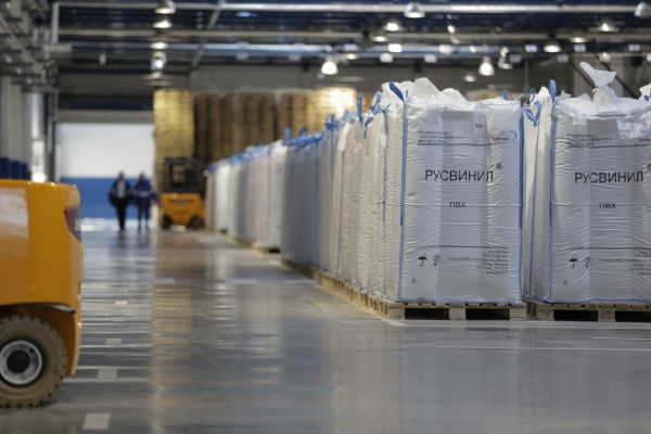 РусВинил выпустил миллионную тонну