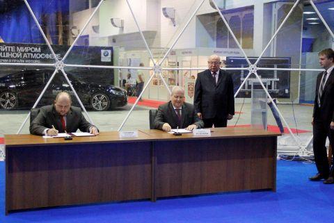 РусВинил и ИП Ока-Полимер подписали соглашение о сотрудничестве